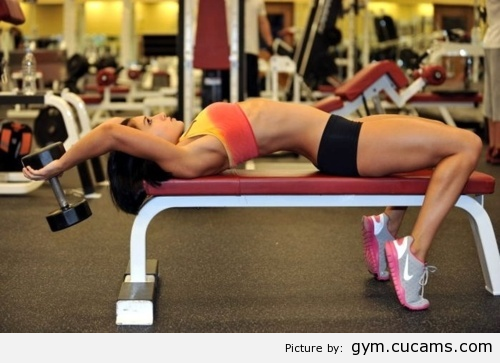GYM Jeans Pigtail by gym.cucams.com